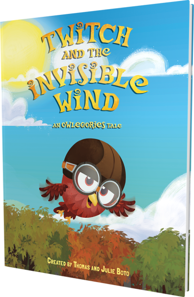Twitch and the Invisible Wind: An Owlegories Tale