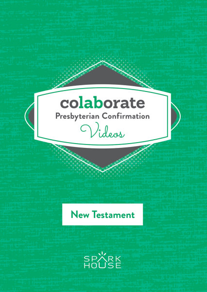 Colaborate: Presbyterian Confirmation / DVD / New Testament