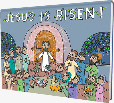 Jesus is Risen!: An Easter Pop-Up Book