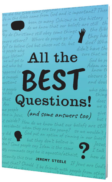 All the Best Questions!: And Some Answers, Too