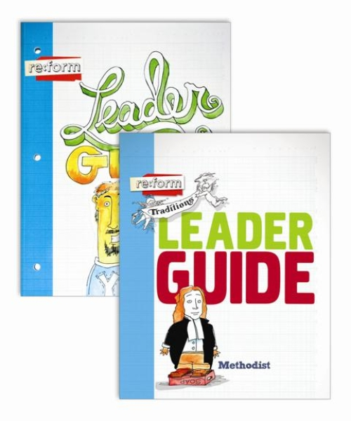 re:form Traditions / Methodist / Leader Guide / Bundle