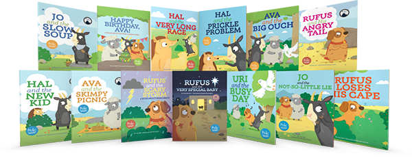 Frolic Family / Storybooks / Birth-5 / Storybooks Bundle