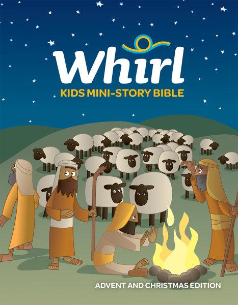 Whirl Classroom Mini Story Christmas Bible