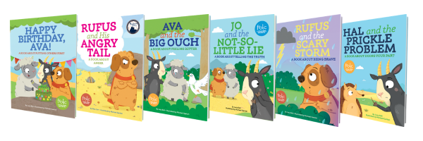 Frolic Preschool Year 2 / Storybooks / Bundle