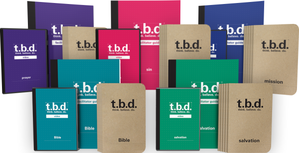 T.B.D.: Think. Believe. Do. / Starter Kit