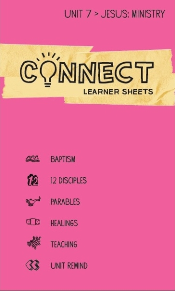 Connect / Unit 7 / Learner Sheets